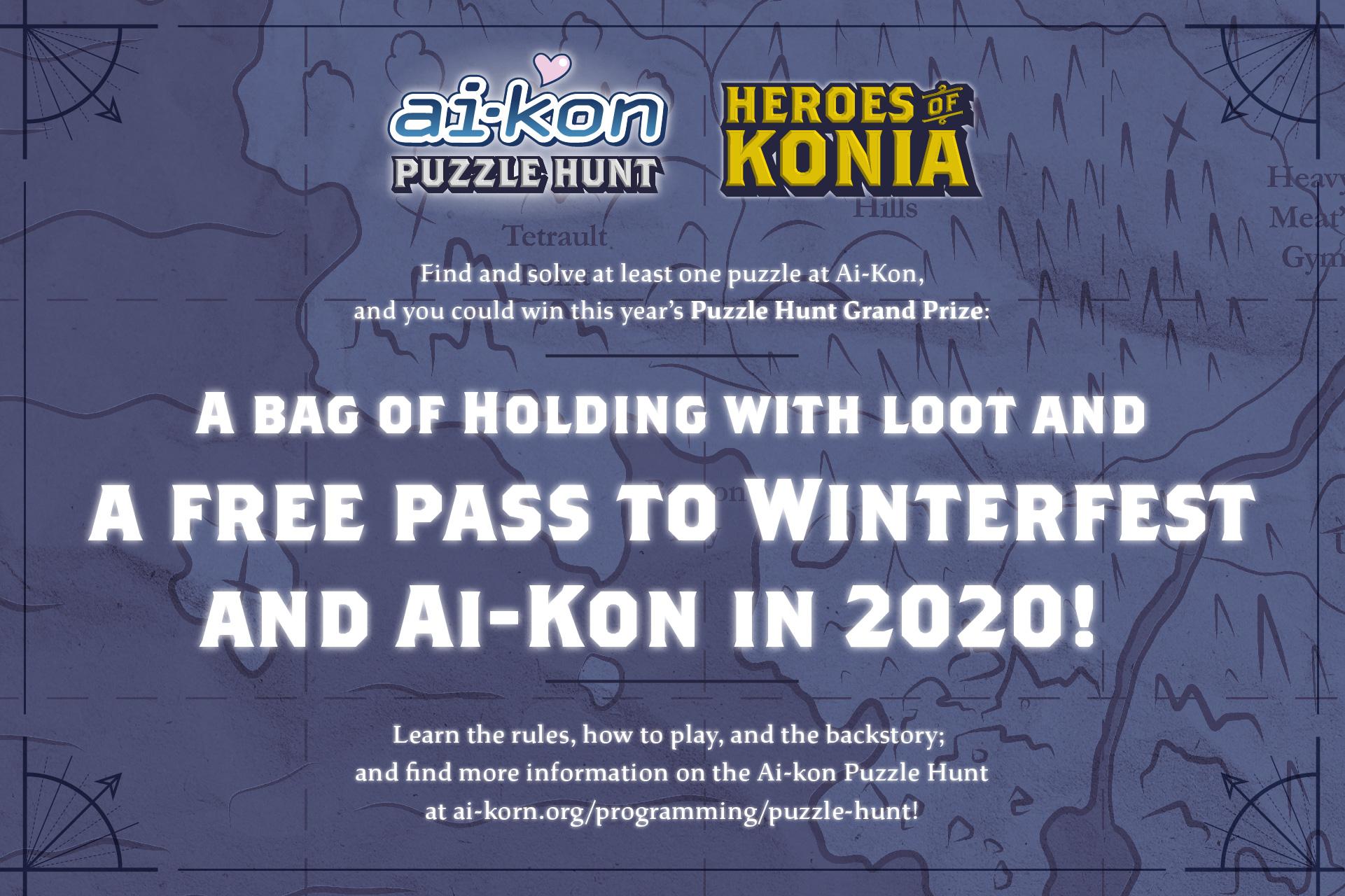 Ai-Kon » Save Konia and Win Tickets to Winterfest and Ai-Kon